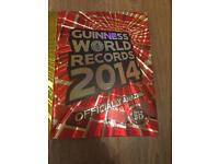 Guinness world record book