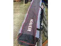 Maver rod/pole hold-all