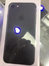 iPhone 7 Unlocked Black colour
