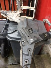 Ford Puma or Fiesta Front Subframe