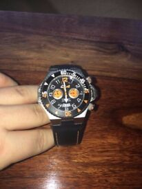 MENS WATCH - CARBON14 EARTH 1.1