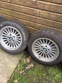 BMW 5 series alloys for sale