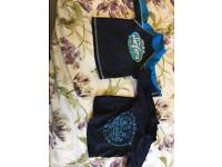 Baby / kids / children's swimming rash vests 12-18 months Gap and Mothercare