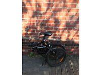 Muddy fox Evolve 100 folding bike