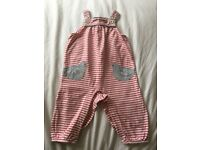 Boden playset and dungarees