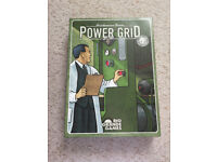Power Grid the board game. Bought one year ago. We have played no more than 4 times.