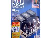 HI-FI Reviews McINTOCH MC275 DENON MARANTZ JVC PIONEER A-400X TECHNICS ROTEL