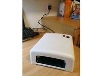 Proxima Direct 36 Watt UV Nail Gel Lamp Light Gel Curing Nail Dryer with timer