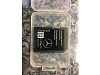 Genuine new Mercedes GARMIN sat nav SD Card Map Pilot V9 2016/2017