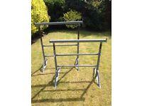 Metal steel trestle/ scaffolding