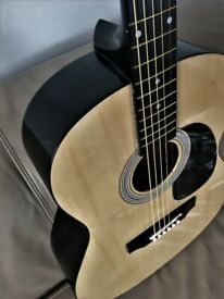 Martin Smith Accoustic Guitar only 6 months old
