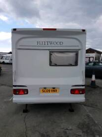 2001 Fleetwood 4 berth