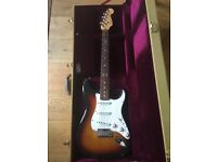 Fender USA Stratocaster + Tweed Case