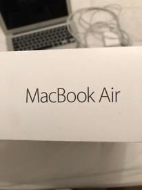 MacBook Air 6 month old. Got new upgrade