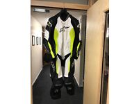 Alpinestars 1piece leathers eu60/us50