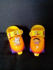 Dora kids Roller skates