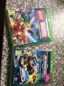 Xbox one games used once