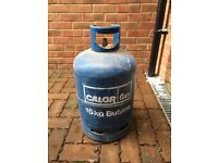Free 15kg Calor Gas bottle