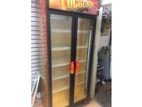 Commercial Fridge For Colds Drink With Double Door With Free Delivery