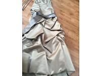 Bridesmaid dress impressions size 10