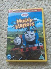 Muddy matters Thomas dvd