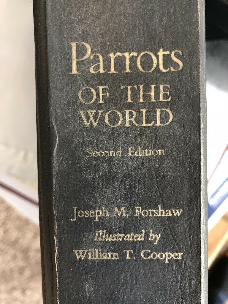 Parrot Book (parrots of the world)