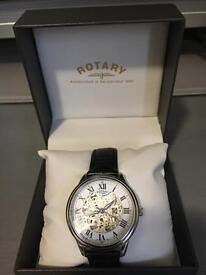 Rotary mechanical watch
