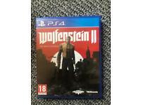 PS4 game Wolfenstein 2