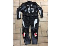 Motorbike Leathers jacket and trousers