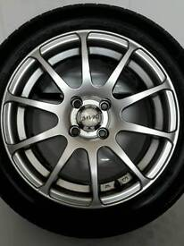 Rims alloy
