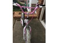 Girls bike (reduced)