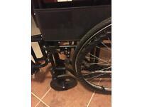 Self propelled wheel chair