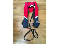 Baltic 150 lifejacket