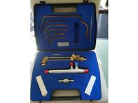 Welding & Cutting Case Set brand new