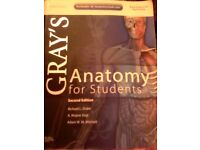 Gray's Anatomy for Students Second Edition Textbook