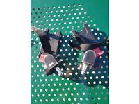 City mini stroller car seat adapters