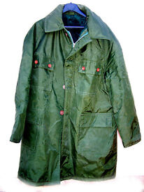 First class Jacket Lined, and Waterproof