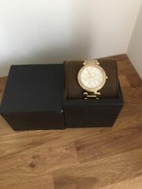 Genuine Michael Kors Watch with box and booklet