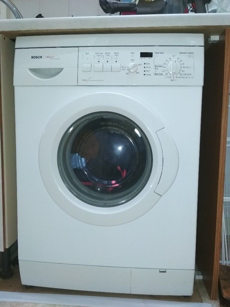 Bosch Exxcel 1200 Express Washing Machine