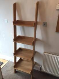 Leaning/Ladder Shelves