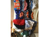 Bundle of boys Boden clothes (age 7-8)