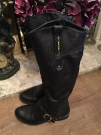 River Island Leather Boots