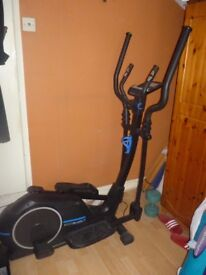 Cross Trainer re advertised due to timewaster