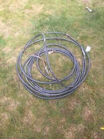 13 meters of 10mm armored cable