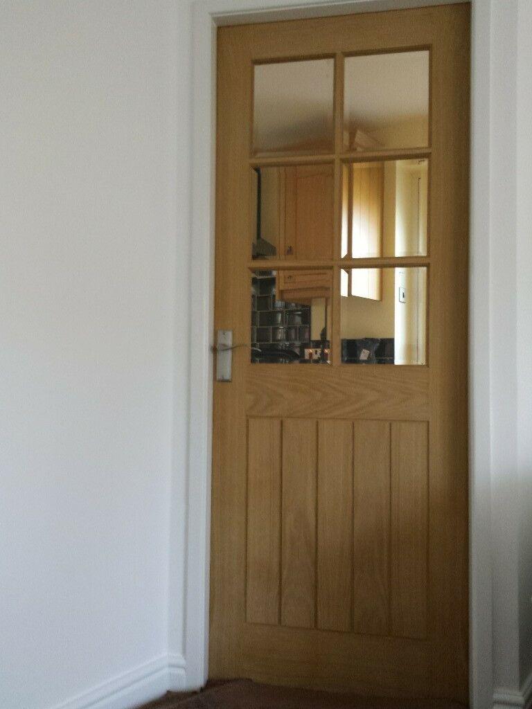 Oak Veneer Door From Wickes In Hull East Yorkshire Gumtree