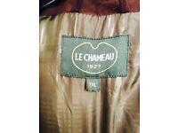 Mens Le Chameau Waterproof Coat