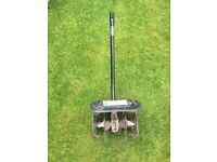 Expand it cultivator / trimmer / grass edge trimmer