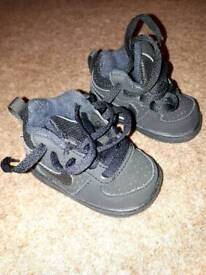 Nike baby trainers