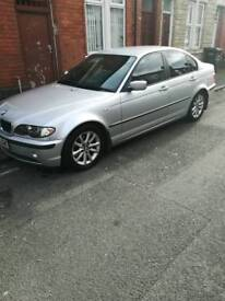 BMW 320d 2.0 full service history