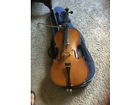 Stentor conservatoire 1/4 quarter size cello. Great sound